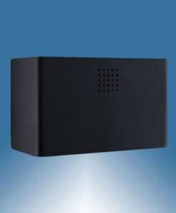 Händetrockner Proox Aluminium schwarz DP-010