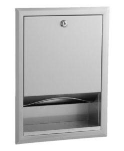 Papierhandtuchspender Bobrick Wandeinbau B359.1