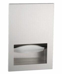 Papierhandtuchspender Wandeinbau Bobrick B35903