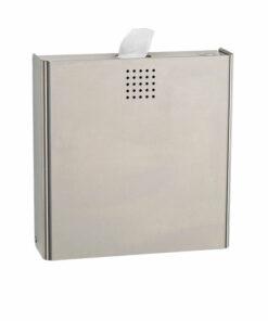 Hygieneabfallbehälter Edelstahl matt Proox
