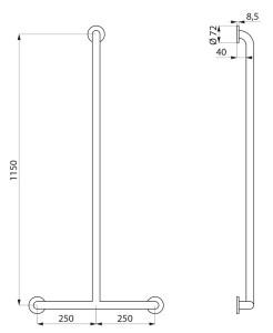 Handlandlauf-für-Duschsitz_ADL-5440S.2_Zeichnung