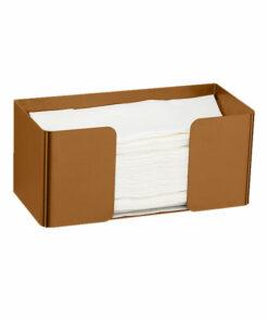 Papierhandtuchspender Kupfer Proox