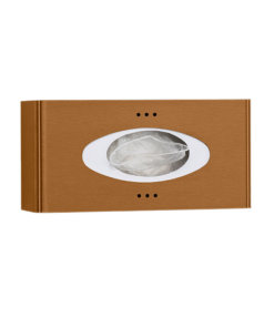 Hygienehandschuhspender Edelstahl Kupfer Proox