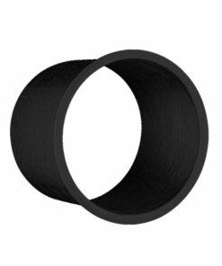 Abfall-Abwurfhülse schwarz Proox